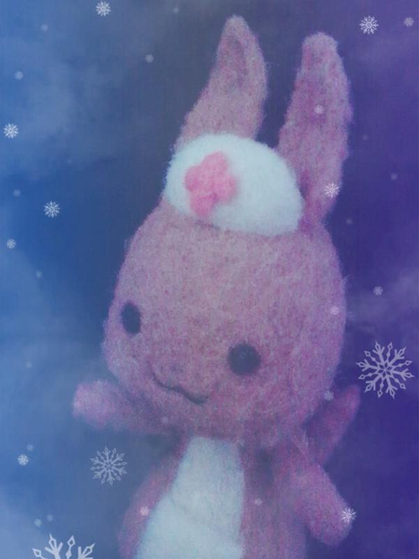 SNOWで撮影したかんごるーの画像(単体)