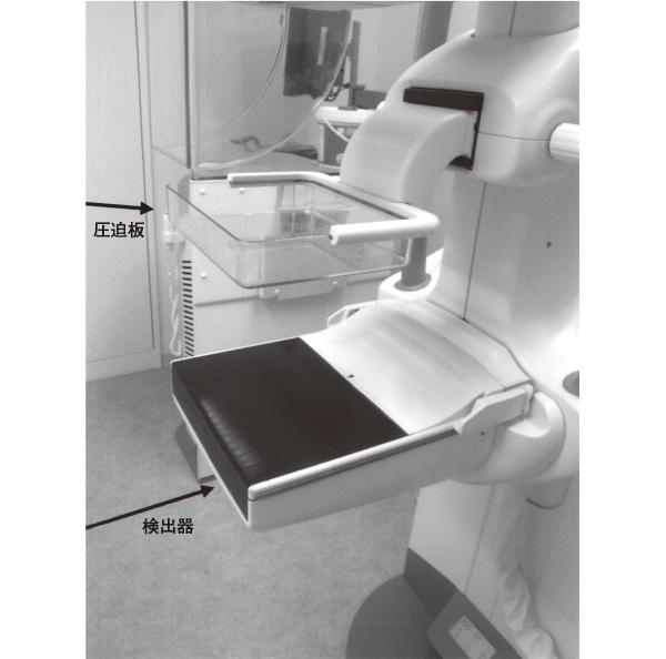 乳房撮影専用装置