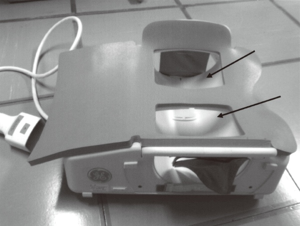 乳房専用コイル