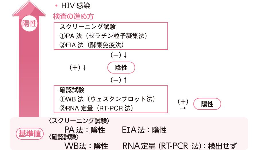 HIV検査の進め方