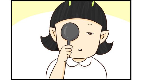 早速よしこが、遮眼子を持って視力検査をしてみると…