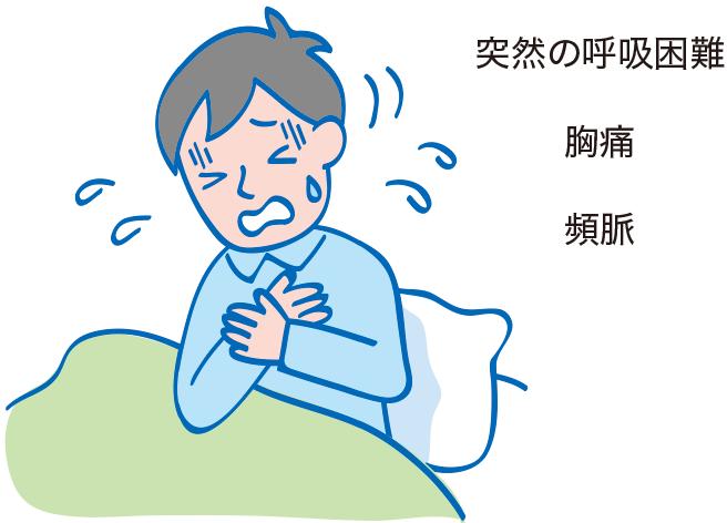 深部静脈血栓症の症状