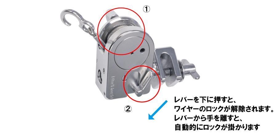 使用前に確認すべき牽引器のポイント