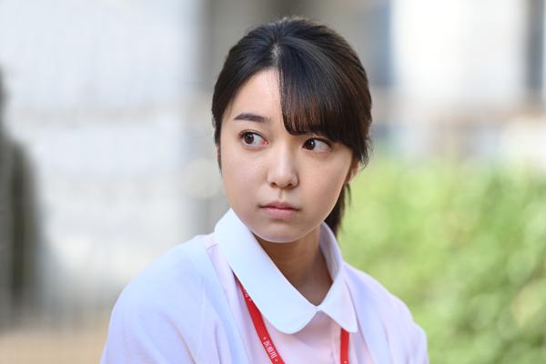 佐倉七瀬役の上白石萌音さん