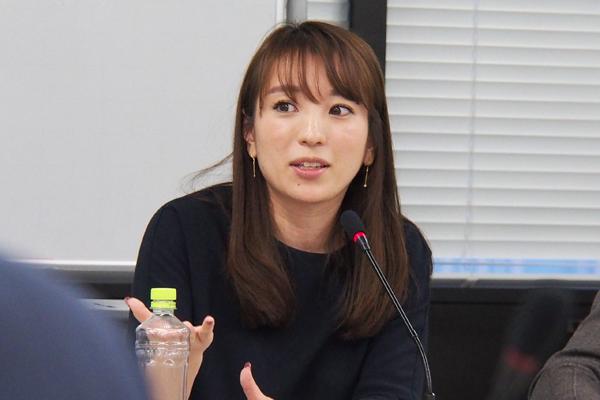 鈴木美穂さん(NPO法人マギーズ東京共同代表理事)