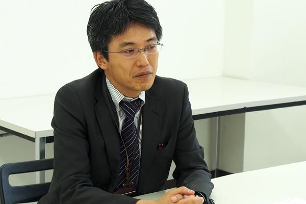 明神哲也さん(東京慈恵会医科大学)